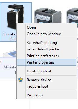 How to resolve Printer Offline - Windows   School of BIological